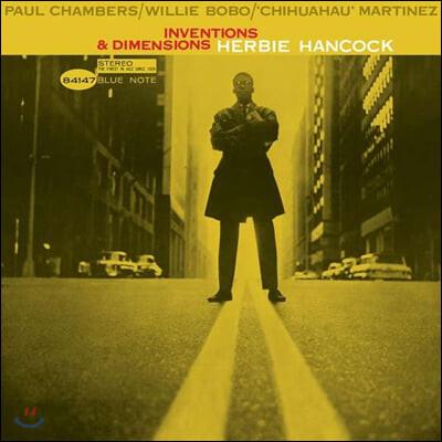 Herbie Hancock (허비 행콕) - Inventions & Dimensions [LP]