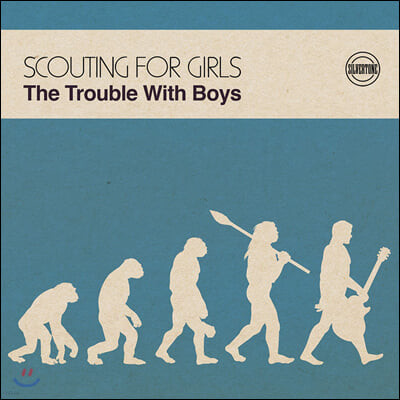 Scouting For Girls (스카우팅 포 걸즈) - The Trouble With Boys [LP]