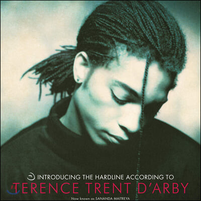 Terence Trent D'Arby (테렌스 트렌트 다비) - Introducing The Hardline According To Terence Trent D'Arby [LP]