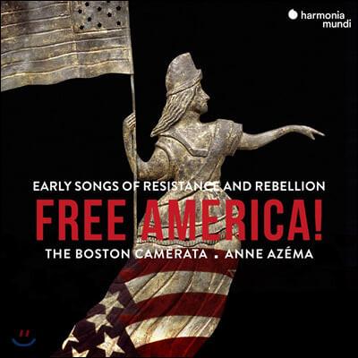 Boston Camerata 1770-1780년 미국 저항 음악 (Free America!)