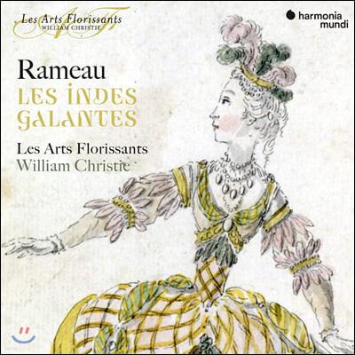 William Christie 라모: 오페라 발레 `우아한 인도의 나라들` - 윌리엄 크리스티 (Rameau: Les Indes Galantes)