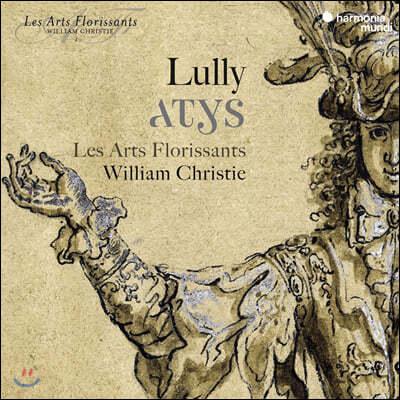 William Christie 륄리: 오페라 `아티스` (Jean-Baptiste Lully: Atys)