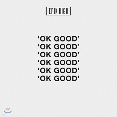 에픽하이 (Epik High) - OK GOOD MAGAZINE PACKAGE