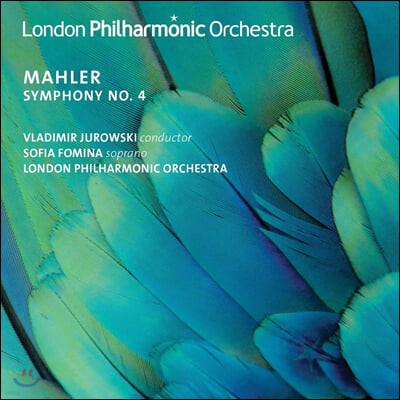 Vladimir Jurowski 말러: 교향곡 4번 - 블라디미르 유로프스키 (Mahler: Symphony No. 4)