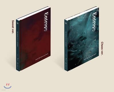 데이식스 (DAY6) - 정규 3집 The Book of Us : Entropy [Sweet Ver. 또는 Chaos Ver. 중 1종 랜덤]