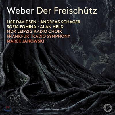 Marek Janowski / Lise Davidsen 베버: 오페라 `마탄의 사수` - 마렉 야노프스키 (Weber: Der Freischutz)