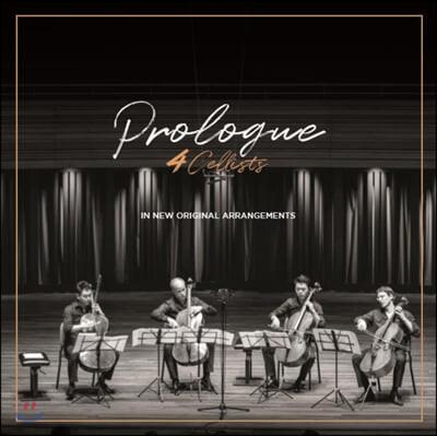 4 Cellists (4 첼리스트스) - 라벨 / 피아졸라 (Prologue)