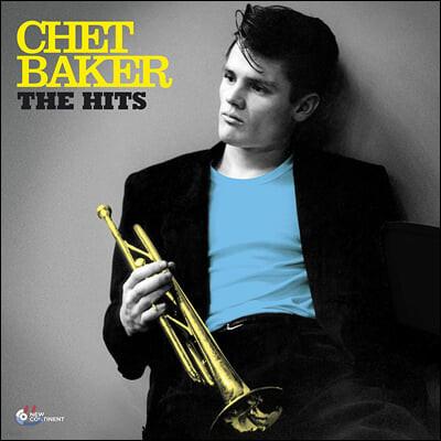 Chet Baker - The Hits 쳇 베이커 1951-59년 명연주 모음집[LP]
