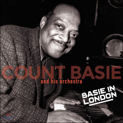 Count Basie Orchestra (카운트 베이시 오케스트라) - Basie in London [LP]