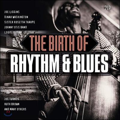 초기 리듬 앤 블루스 히트곡 모음집 (Birth of Rhythm & Blues) [2LP]