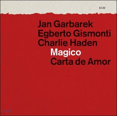 Jan Garbarek /Egberto Gismonti / Charlie Haden - Magico: Carta De Amor