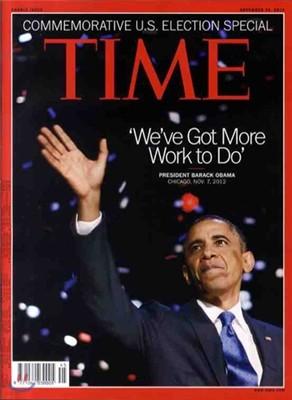Time (주간) - Asia Ed. 2012년11월 19일자