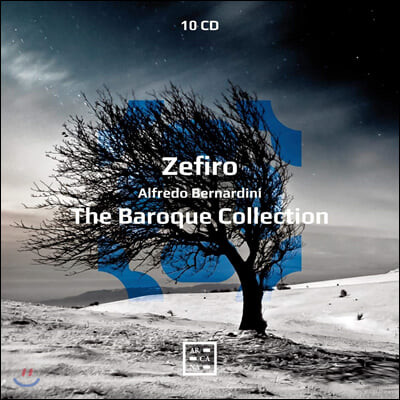 제피로 앙상블 바로크 컬렉션 (Zefiro - The Baroque Collection)