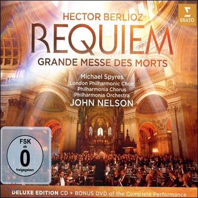 John Nelson 베를리오즈: 레퀴엠 (Berlioz: Requiem)