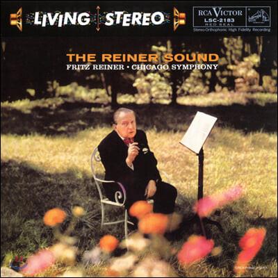 Fritz Reiner 라벨: 스페인 랩소디, 죽은 왕녀를 위한 파반느 / 라흐마니노프: 죽음의 섬 (The Reiner Sound)