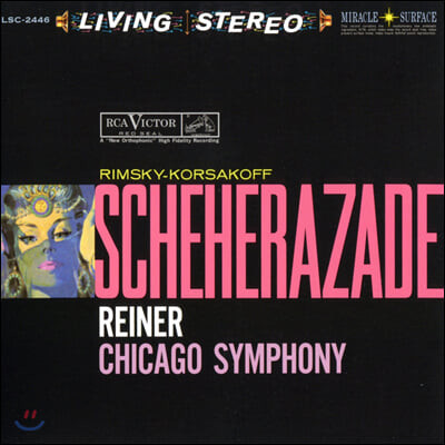 Fritz Reiner 림스키-코르사코프: 세헤라자데 (Rimsky-Korsakov: Scheherazade) 프리츠 라이너