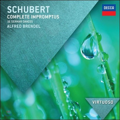 Alfred Brendel 슈베르트: 즉흥곡 모음집 (Schubert: Complete Impromptus)