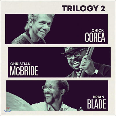 Chick Corea Trio (칙 코리아 트리오) - Trilogy 2 with Christian McBride