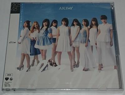 [미개봉]AKB48 - 1830m (2CD/극장반)
