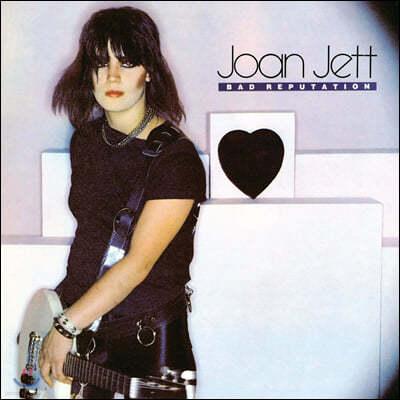 Joan Jett (조안 제트) - 솔로 1집 Bad Reputation [LP]