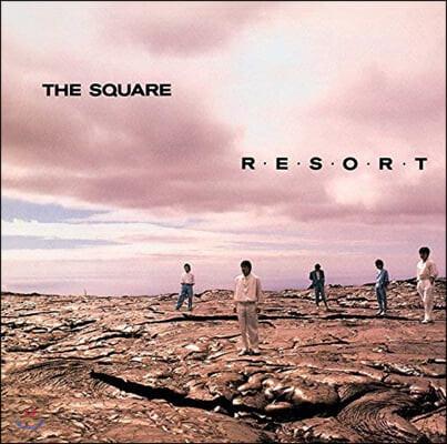 T-Square (티스퀘어) - 10집 Resort [LP]