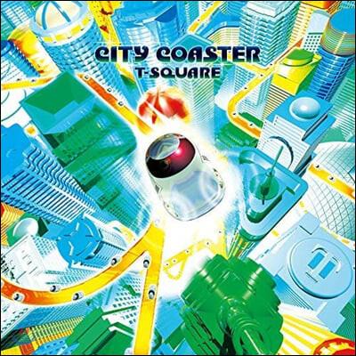 T-Square (티스퀘어) - 44집 City Coaster [LP]