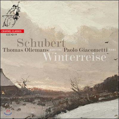 Thomas Oliemans 슈베르트: 겨울나그네 - 토마스 올리만스 (Schubert: Winterreise)