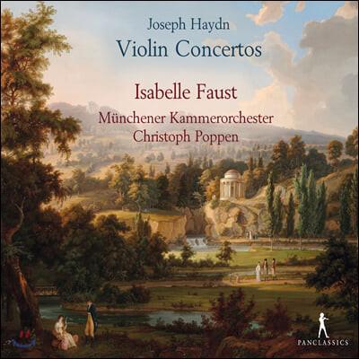 Isabelle Faust 하이든: 바이올린 협주곡 - 이자벨 파우스트 (Haydn: Violin Concertos)