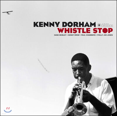 Kenny Dorham (케니 도햄) - Whistle Stop [LP]
