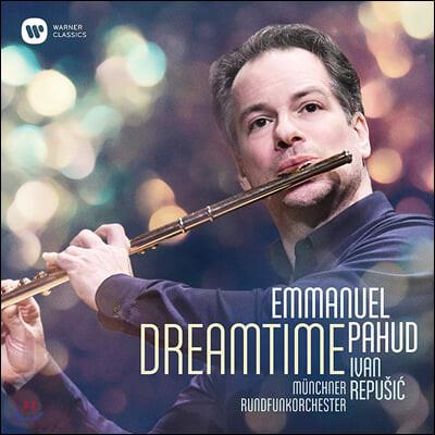 Emmanuel Pahud 엠마누엘 파후드 플루트 협주곡 - 라이네케 / 부조니 / 펜데레츠키 (Dreamtime)