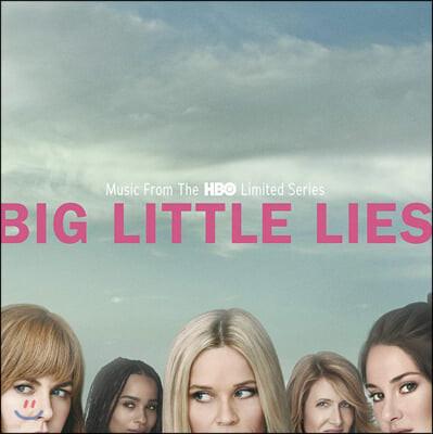 커져버린 사소한 거짓말 드라마음악 1 (Big Little Lies Music OST 1) [2LP]