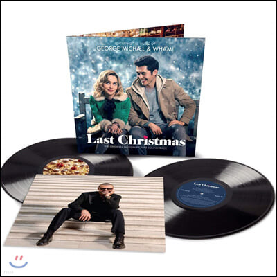 라스트 크리스마스 영화음악 (Last Christmas OST by George Michael & Wham!) [2LP]