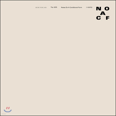 The 1975 - 4집 Notes On A Conditional Form