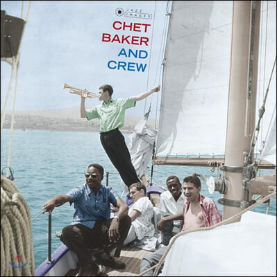 Chet Baker (쳇 베이커) - Chet Baker and Crew [LP]