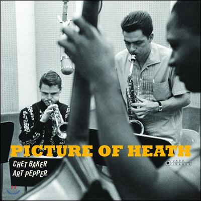 Chet Baker & Art Pepper (쳇 베이커 & 아트 페퍼) - Picture of Heath [LP]
