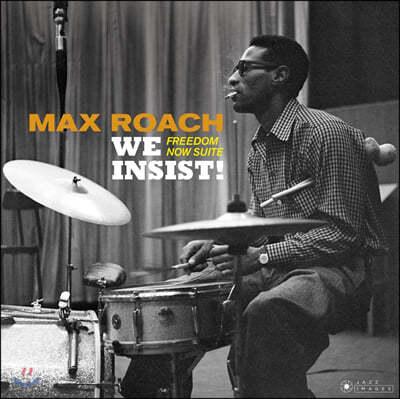 Max Roach (맥스 로치) - We Insist! Freedom Now Suite [LP]