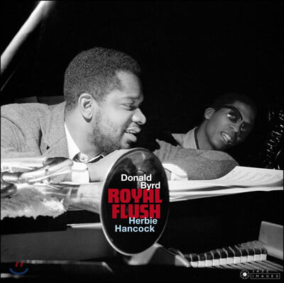 Donald Byrd (도날드 버드) - Royal Flush [LP]