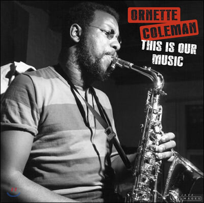 Ornette Coleman (오넷 콜맨) - This Is Our Music [LP]