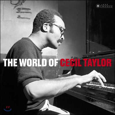 Cecil Taylor (세실 테일러) - The World of Cecil Taylor [LP]