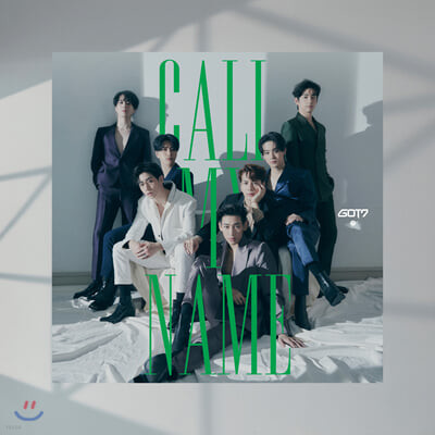 갓세븐 (GOT7) - 미니앨범 : Call My Name [A,B,C,D 커버 랜덤 발송]