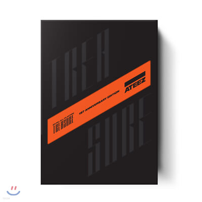 에이티즈 (ATEEZ) 1집 - TREASURE EP.FIN : All To Action [1st ANNIVERSARY EDITION ver.] [스폐셜 한정반]