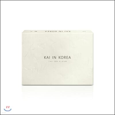 카이 (Kai) - 3집 KAI IN KOREA