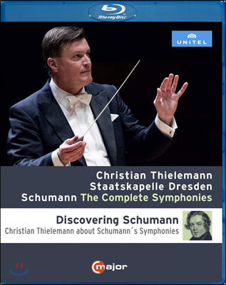 Christian Thielemann 슈만: 교향곡 전곡집 (Schumann: The Complete Symphonies)