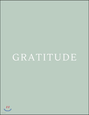 Gratitude: A Decorative Book - Perfect for Stacking on Coffee Tables & Bookshelves - Highlight Your Unique Interior Design Style