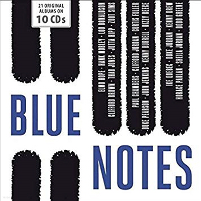 Various Artists - Blue Notes - 21 Original Albums (10CD Boxset)