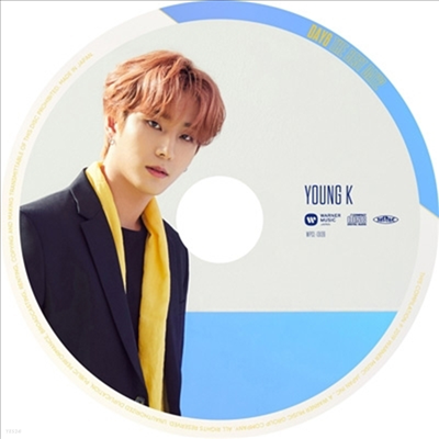 데이식스 (DAY6) - Best Day2 (Picture Label) (영케이 Ver.)(CD)