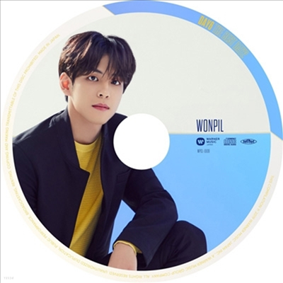 데이식스 (DAY6) - Best Day2 (Picture Label) (원필 Ver.)(CD)