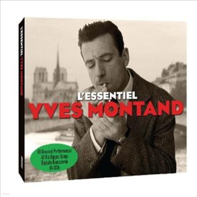 Yves Montand - L'Essentiel (2CD)