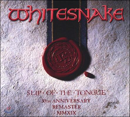 Whitesnake (화이트스네이크) - 8집 Slip Of the Tongue (30th Anniversary Deluxe Edition)
