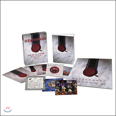 Whitesnake (화이트스네이크) - 8집 Slip Of the Tongue (30th Anniversary) [Super Deluxe Boxset]